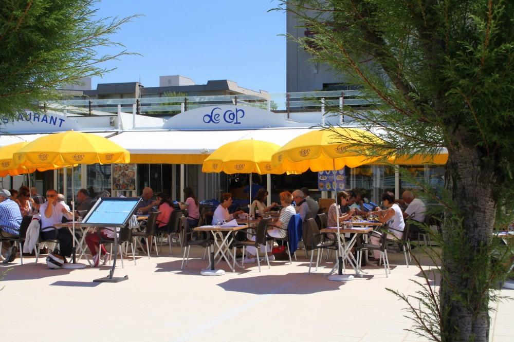 Restaurant Le Cap Le Moulleau A Arcachon